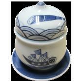 茶碗蒸し400円(税込 432円)
