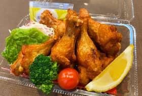 鶏からあげのテイクアウトは700円